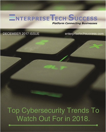 Top Cybersecurity Trends To Watch Out For in 2018