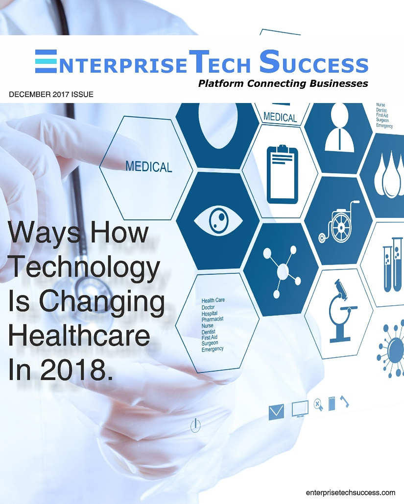 Ways How Technology Is Changing Healthcare In 2018