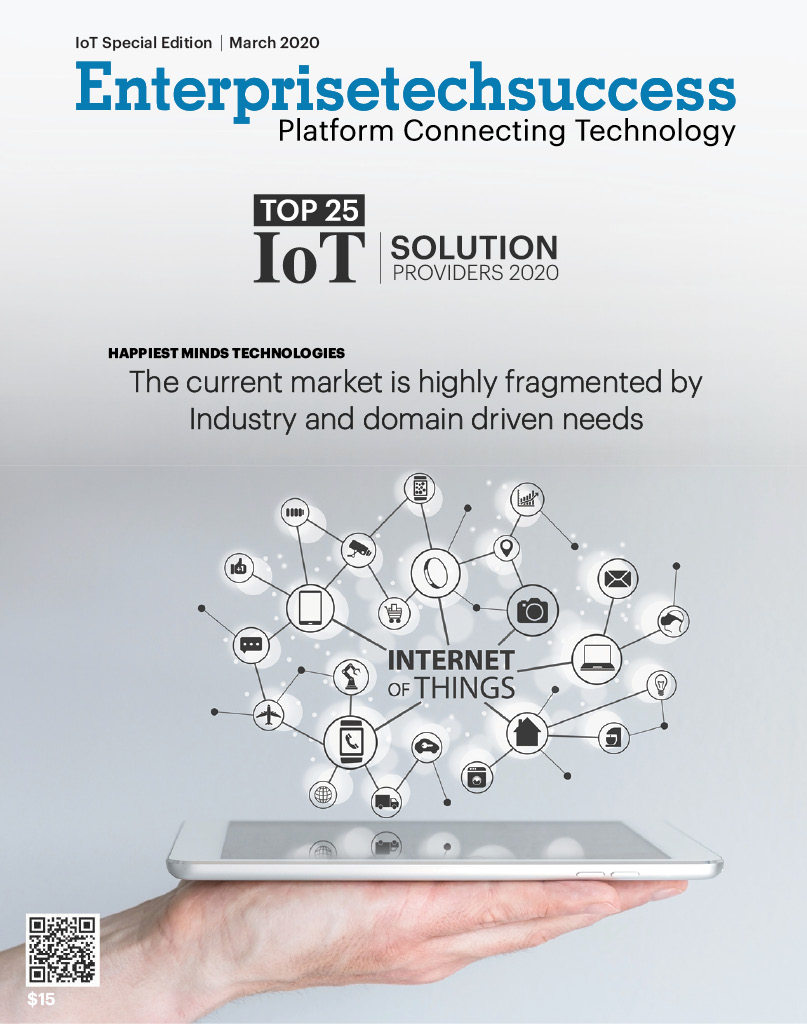 Top 25 IOT Solution Providers 2020
