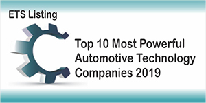 Top 10 Most Powerful Automotive Technologies Companies 2019