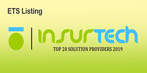 Top 20 Insurtech Solution Providers 2019