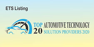 Top 20 Automotive Technology Solution Providers 2020