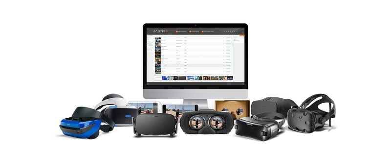 Jaunt Gives Partners the Power to Distribute Immersive VR, AR and MR Content with the Jaunt XR Platform