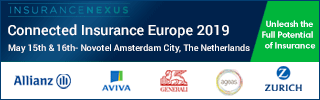 Connected Insurance Europe 2019 - 15 - 16 May, 2019