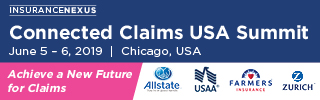 Connected Claims USA Summit - June 5th – 6th, 2019