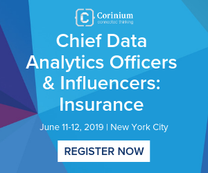 Chief Data Analytics Officers & Influencers: Insurance