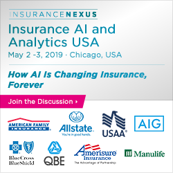 Insurance AI and Analytics USA - May 2 -3, 2019